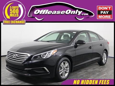 2016 Hyundai Sonata for sale in West Palm Beach, FL