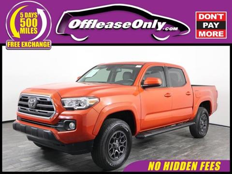 2018 Toyota Tacoma for sale in West Palm Beach, FL