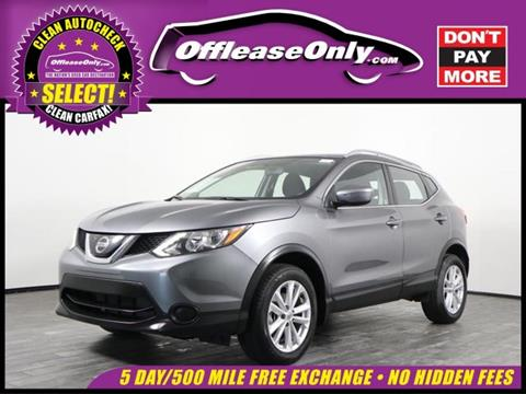 2018 Nissan Rogue Sport for sale in West Palm Beach, FL