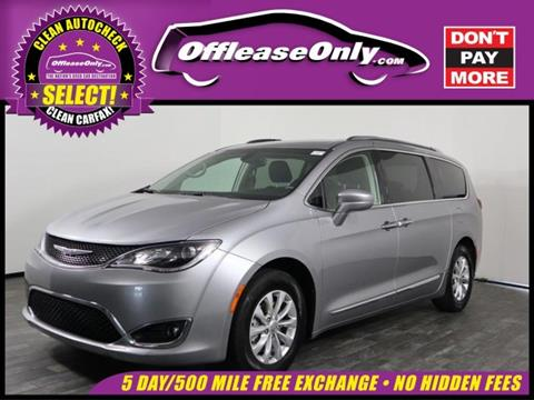 2018 Chrysler Pacifica for sale in West Palm Beach, FL
