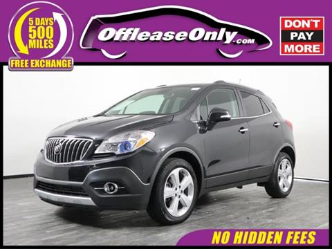 2016 Buick Encore for sale in West Palm Beach, FL