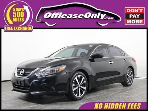 2016 Nissan Altima for sale in West Palm Beach, FL