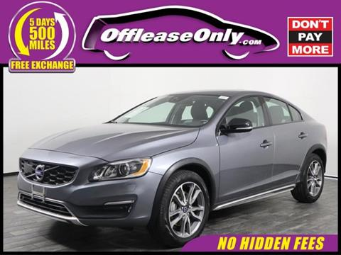 2016 Volvo S60 Cross Country for sale in West Palm Beach, FL