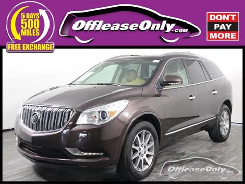2017 Buick Enclave for sale in West Palm Beach, FL