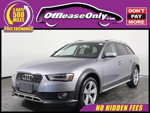 2016 Audi Allroad for sale in West Palm Beach, FL