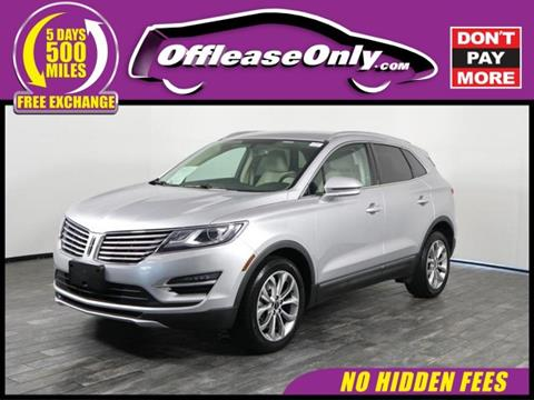 2017 Lincoln MKC for sale in West Palm Beach, FL