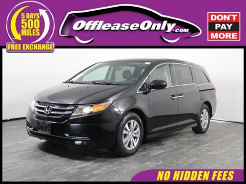 2016 Honda Odyssey for sale in West Palm Beach, FL