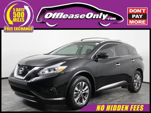 2017 Nissan Murano for sale in West Palm Beach, FL