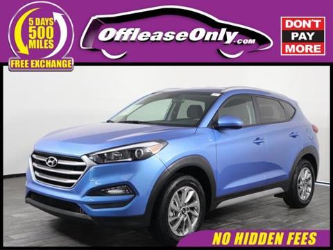 2018 Hyundai Tucson for sale in West Palm Beach, FL