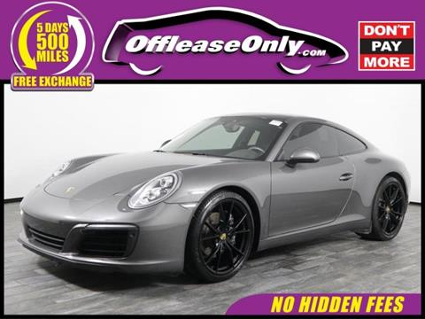 2017 Porsche 911 for sale in West Palm Beach, FL