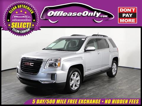 2017 GMC Terrain for sale in West Palm Beach, FL