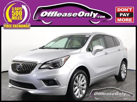 2016 Buick Envision for sale in West Palm Beach, FL