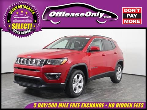 2019 Jeep Compass for sale in West Palm Beach, FL