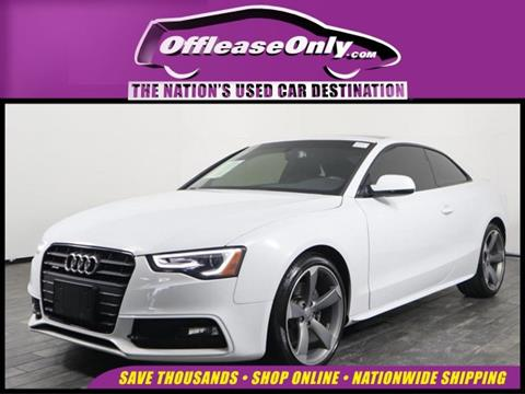 2016 Audi A5 for sale in West Palm Beach, FL