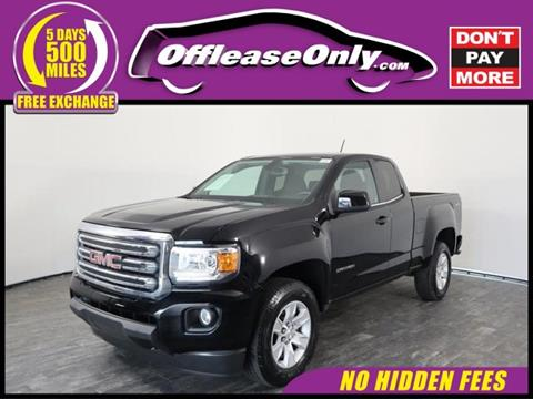 2015 GMC Canyon for sale in West Palm Beach, FL