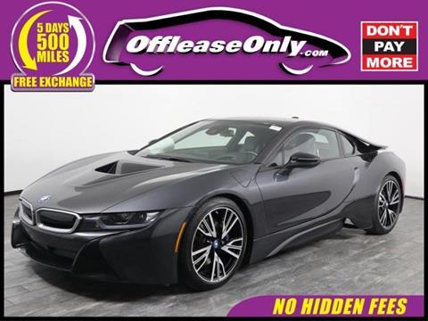 2016 BMW i8 for sale in West Palm Beach, FL
