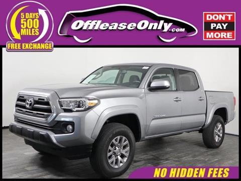 2016 Toyota Tacoma For Sale >> 2016 Toyota Tacoma For Sale In West Palm Beach Fl