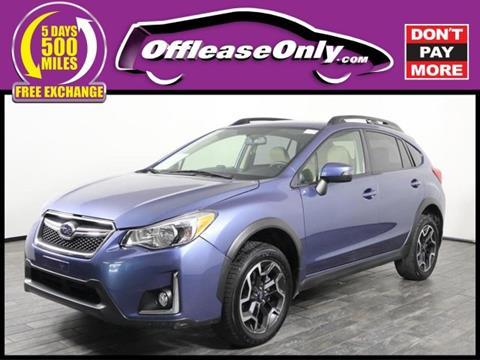 2016 Subaru Crosstrek for sale in West Palm Beach, FL