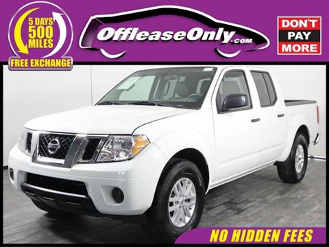 2018 Nissan Frontier for sale in West Palm Beach, FL