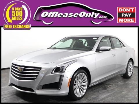 2018 Cadillac CTS for sale in West Palm Beach, FL