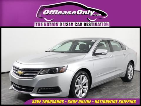 2018 Chevrolet Impala for sale in West Palm Beach, FL