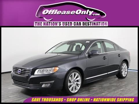 2016 Volvo S80 For Sale In West Palm Beach Fl