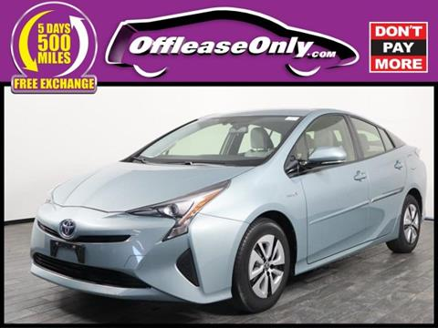 2016 Toyota Prius for sale in West Palm Beach, FL