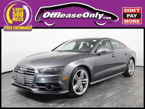 2016 Audi S7 for sale in West Palm Beach, FL