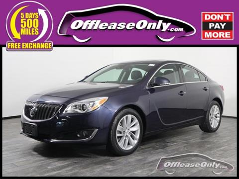 2016 Buick Regal for sale in West Palm Beach, FL