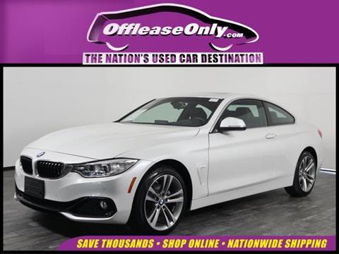 2017 BMW 4 Series for sale in West Palm Beach, FL