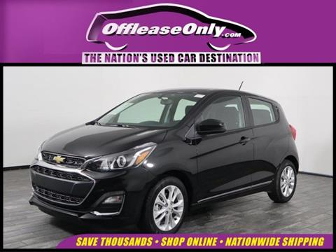 2019 Chevrolet Spark for sale in West Palm Beach, FL