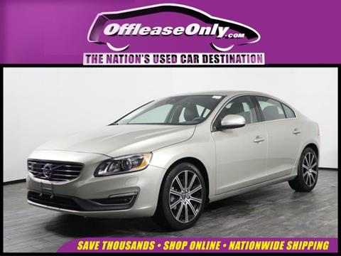 Used Cars West Palm Beach >> 2017 Volvo S60 For Sale In West Palm Beach Fl