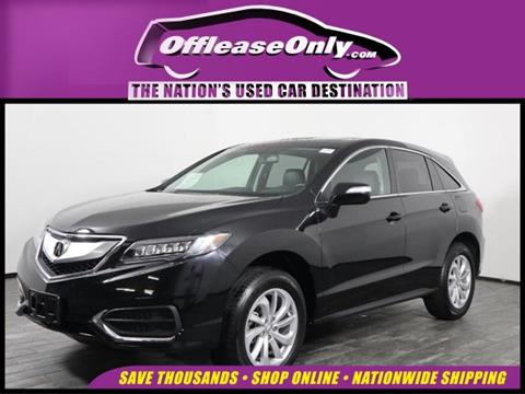2018 Acura RDX for sale in West Palm Beach, FL