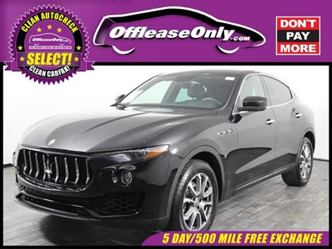 2018 Maserati Levante for sale in West Palm Beach, FL
