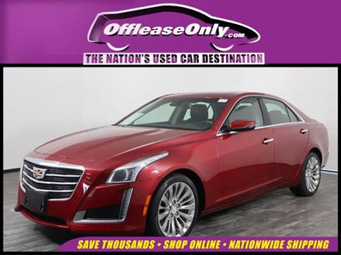 2016 Cadillac CTS for sale in West Palm Beach, FL