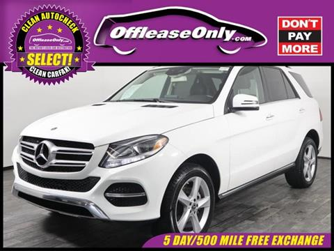 2018 Mercedes-Benz GLE for sale in West Palm Beach, FL