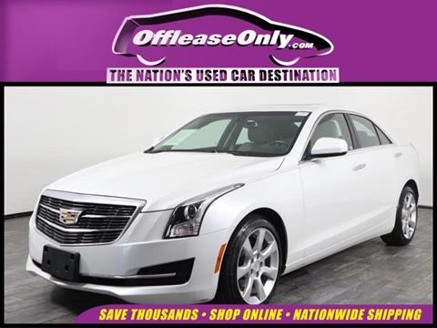 2016 Cadillac ATS for sale in West Palm Beach, FL