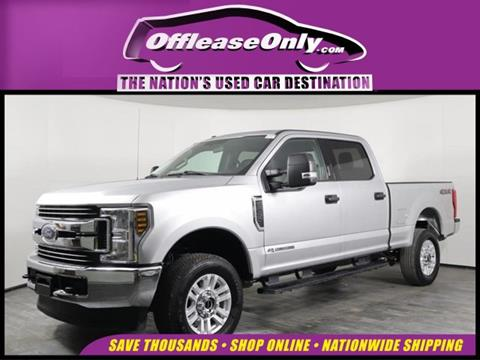 2019 Ford F-250 Super Duty for sale in West Palm Beach, FL