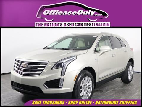 2017 Cadillac XT5 for sale in West Palm Beach, FL