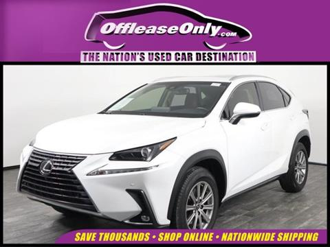 2018 Lexus NX 300 for sale in West Palm Beach, FL
