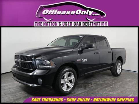 2016 RAM Ram Pickup 1500 for sale in West Palm Beach, FL