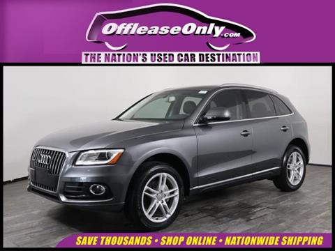 2017 Audi Q5 for sale in West Palm Beach, FL