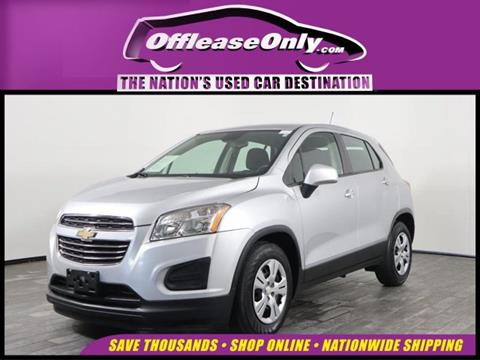 2016 Chevrolet Trax for sale in West Palm Beach, FL