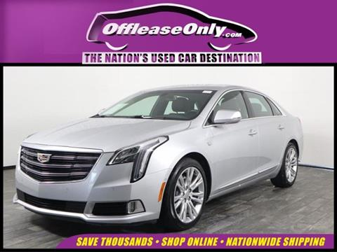 2018 Cadillac XTS for sale in West Palm Beach, FL