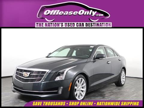2018 Cadillac ATS for sale in West Palm Beach, FL