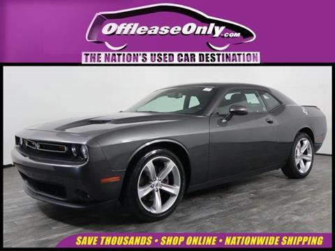 2018 Dodge Challenger for sale in West Palm Beach, FL