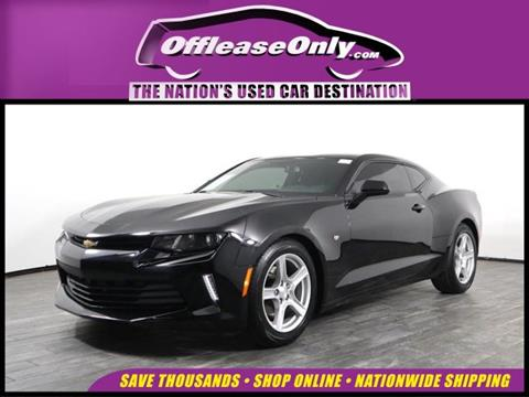 2016 Chevrolet Camaro for sale in West Palm Beach, FL