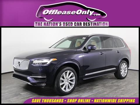 2017 Volvo XC90 for sale in West Palm Beach, FL