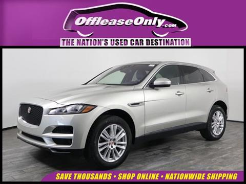 2017 Jaguar F-PACE for sale in West Palm Beach, FL
