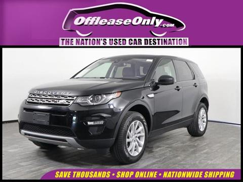 2018 Land Rover Discovery Sport for sale in West Palm Beach, FL